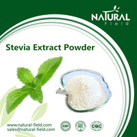 pure natural stevia extract reb a 40%-99%