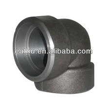astm a105 ansi b16.11 3000 elbow