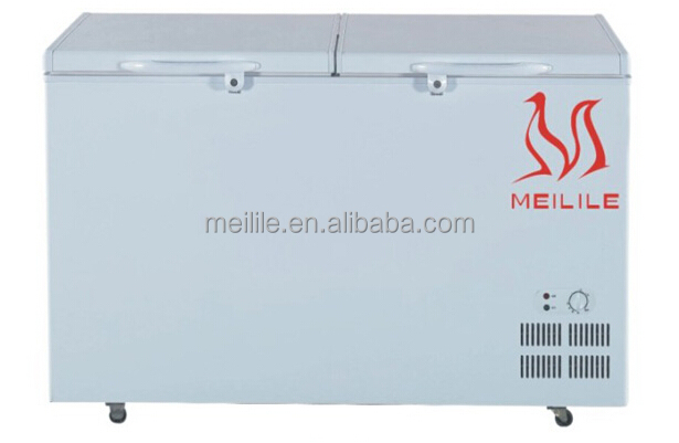 Meilile BD-365DC&Solar Chest Freezer