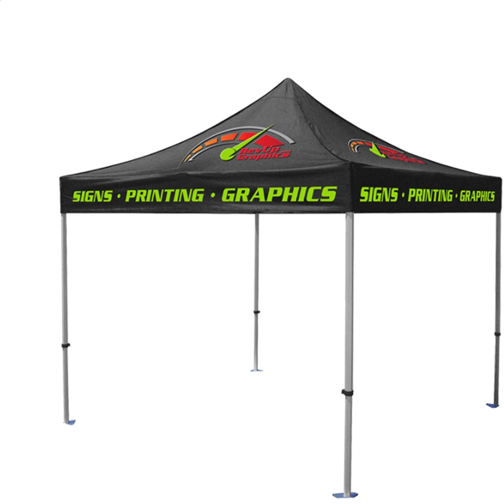 shop full color printed frame canopy aluminium <strong>trade</strong> show outdoor display tent