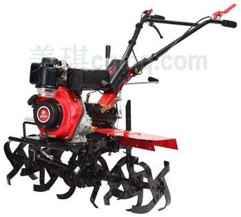 MeiQi 170 diesel engine power tiller