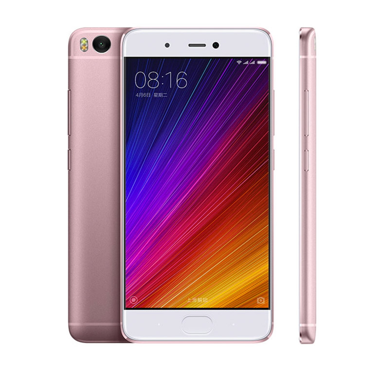 5S Xiaomi Mi 5S Mi5S Pro Star Waterproof Orient 3GB RAM 64GB ROM MIUI 8 Android 5.1 Quad Core 5.5 inch 12MP Mobile Phone