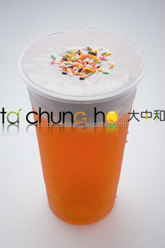4011 2 in 1 Papaya Flavor Powder for Bubble Tea or Drinks