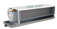 high wall chilled water fan coils
