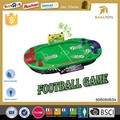Play a football bordfodbold soccer game table with light and sound