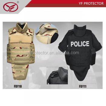 Hard Material Military Body Armor Bulletproof Vest military bullet proof vest