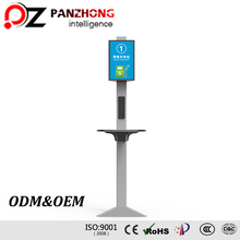 High Quality Free Standing Hotel Wireless Charging Station For Multi Phone Charger