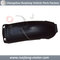 China Factory motorcle spare parts Rear fender A Used For BAJAJ boxer