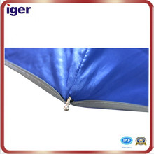 High quality pongee folding auto open and close umbrella