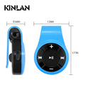 Kinlan Portable Car Kit Wireless Music Receiver Audio Adapter with mic