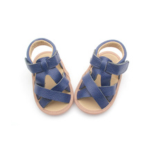 Wholesale Baby Sandals Leather Infant Shoes Summer Cheap Price