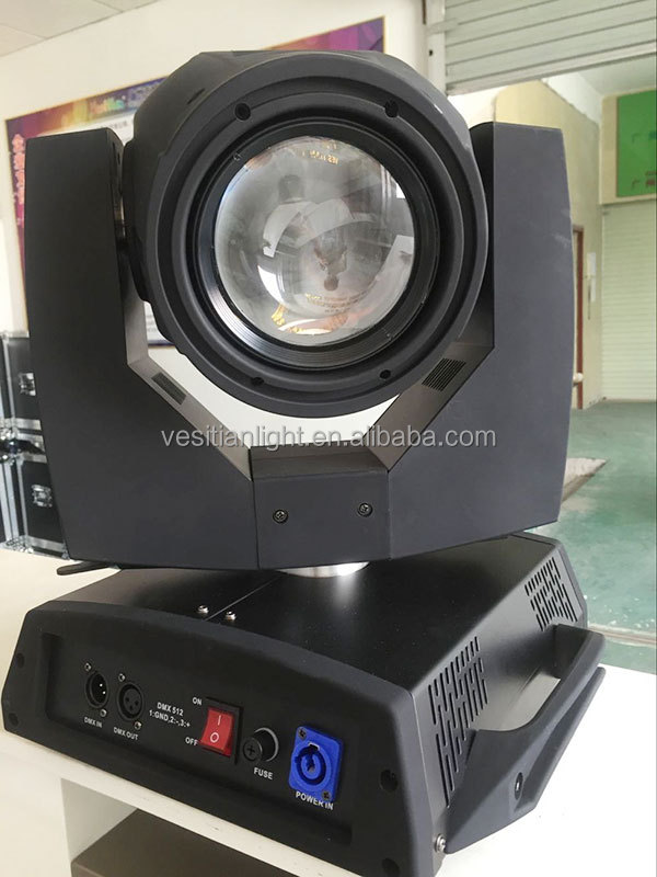Stage equipment designer dj light sharpy 5r 200w beam moving head light laser lighting full color