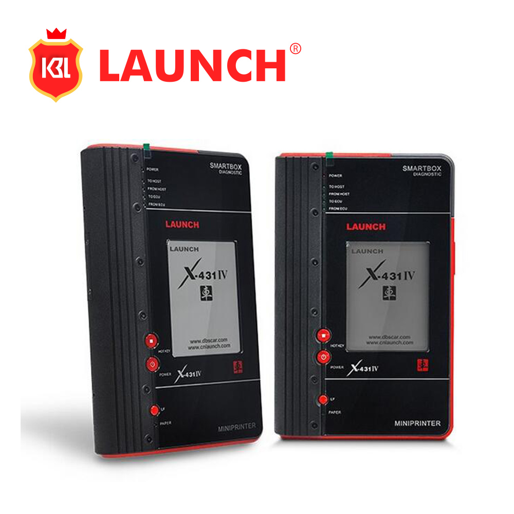 2017 New Arrival 100% Original LAUNCH X431 IV Professional Auto diagnostic tool diagun Free Update Via internet X-431 Master IV
