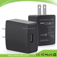 Qualcomm Quick Charge 2.0 18W 2.1A Fast USB Wall Charger US