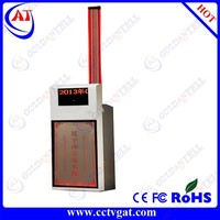 Professional Manufacturer Intelligent rfid car park toll system/ car park barrier intelligent parking system