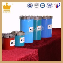 NW HW PW Casing Shoes Diamond Core Bit Diamond Drill Bits International Standard TSP Bit