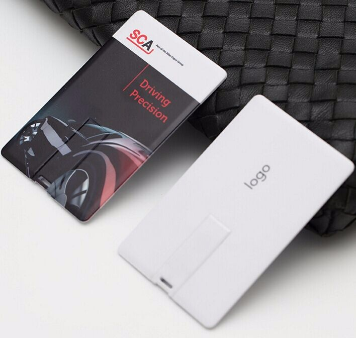 Wholesale new design card usb with custom logo, usb flash drive OEM
