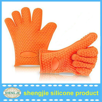 100% safe food grade silicone rubber hand gloves manufacturers in china