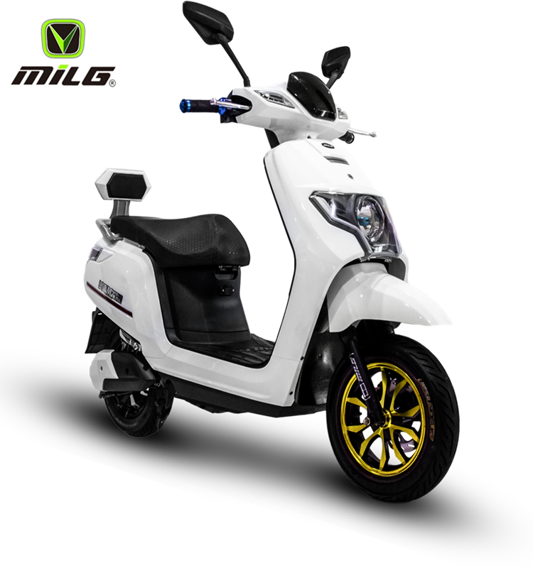 2 pieces lithium battery 800w two seat mobility scooters made in china