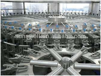 Sunswell Bottled Carbonated Beverage Filling Equipment