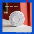 Minew i7 accelarometer sensor beacon motion sensor switch