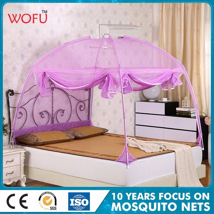 Custom 100% Polyester Design Bed Ger Mosquito Net,Mongolian Yurts Types Of Mosquito Nets