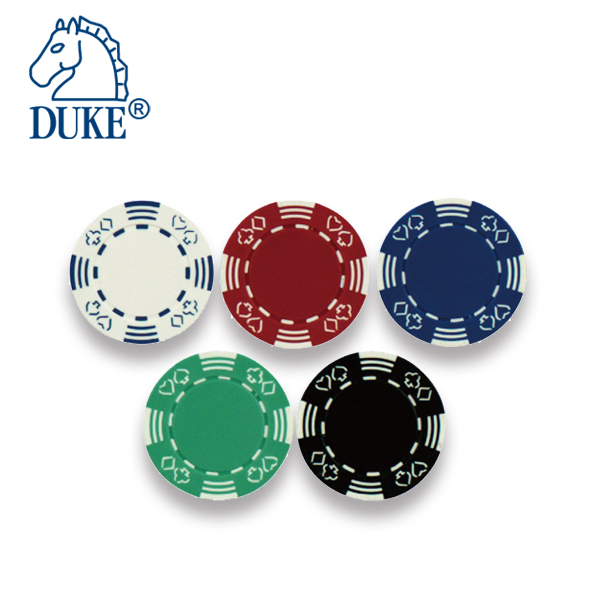 Dia. 40mm Clay Poker Chips