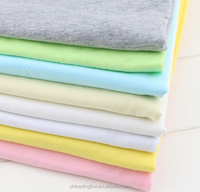 Wholesale Single Jersey Knitted Fabric 100% Cotton Fabric