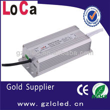 LED Lighting IP67 Waterproof LED Power Supply 5-200w