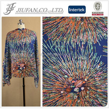 Jiufan Textile Popular Sold Rayon Fabric Viscose Fabric Supplier for Clothing