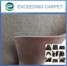 Nonwoven needle punched auto upholstery fabric