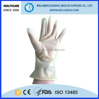 Disposable Sterile Latex Surgical Glove/CE/ISO