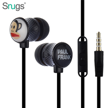 Special Cartoon Earphones Colorful In-ear Earphone 3.5mm Earbuds With Mic Mini Earphone For Smartphone