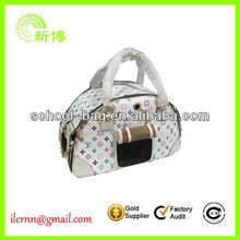Top grade cheapest canvas pet transport carrier