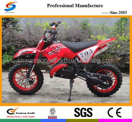Hot sell bird rc flight and kymco motorcycle parts and 49cc Mini Dirt Bike DB003