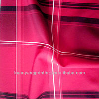 waterproof material textiles woven plain 4 way stretch clothing fabric