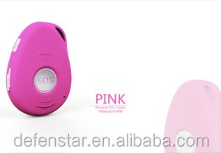 Two way talking sos alarm free GPS tracking system real time positioing personal gps tracker