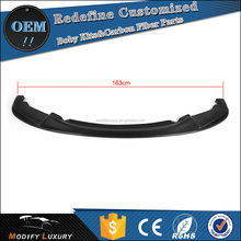 Accessories Car Carbon Fiber Front Bumper Lip for BMW F20 M tech M135I