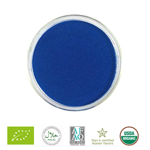 Organic Blue Spirulina Protein extract Phycocyanin Powder , Phycocyanin