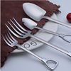 ISO9001 Certified unique innovative SS cutlery flatware set