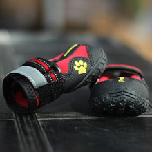 Fashional Anti-skid Wear Resistant Waterproof Dog Boots