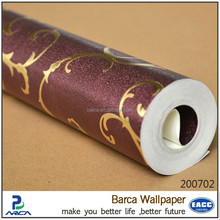 best sale waterproof washable wallpaper with bathroom