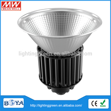 Heat PIPE eco-friendly Aluminum Glass led high bay light CE&ROHS TUV FCC C-Tick CB and etc