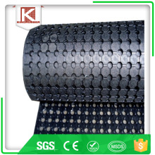 10 meters long Black Rubber Roll Mat UTE Mat
