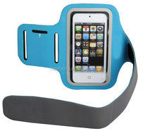 Multi-color Runing Crossfit Armband Case for iphone 5 5s 5c,Elastic Reflective Armband