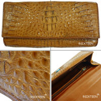Crocodile women handbag