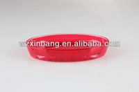 Clear Acrylic Soap Dishes