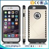 TPU&PC Combo Shield Case For iPhone 6 Armor Case ,Full Body Back Cover Case For Iphone 6 4.7