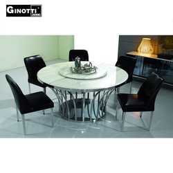 Ginotti factory price 8 seats stone table