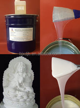 silicone for concrete mold making